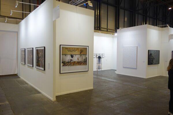 Kuckei + Kuckei at ARCOmadrid 2017, installation view
