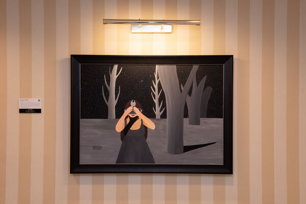 The Goddess in Me, installation view