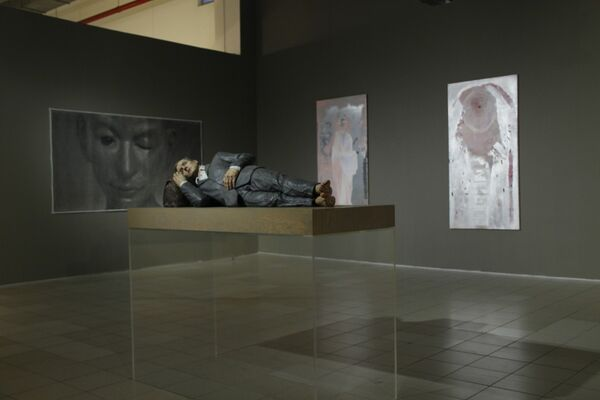 Summer Selection from the Elgiz Collection, installation view