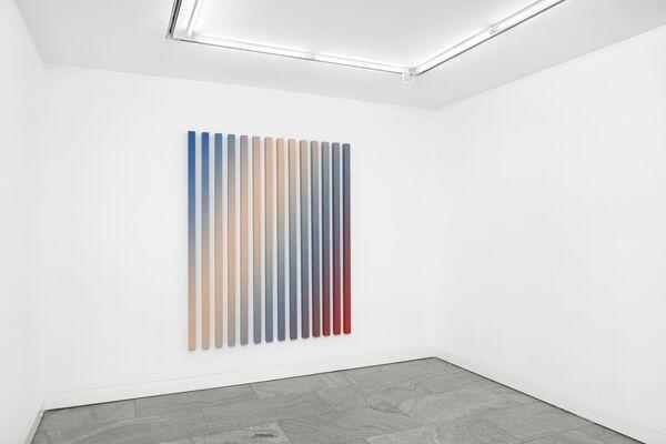 Stefan Behlau/Dennis Loesch - GET OUT, installation view