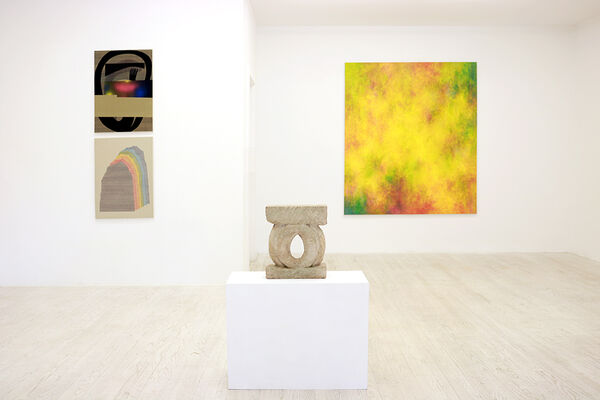 GLADE HITS, installation view