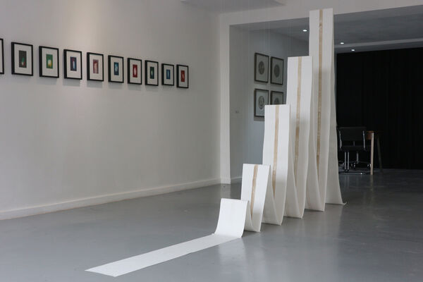 Surface Tension: A Solo Show by Bea Haines, installation view