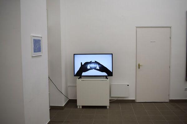 Multitasking, installation view