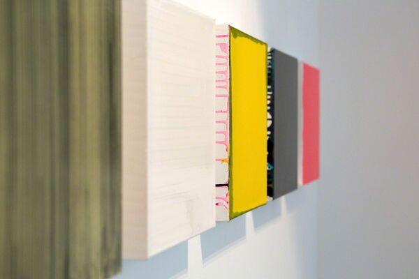 Spezifikation #15: Der Rest ist Schweigen, installation view