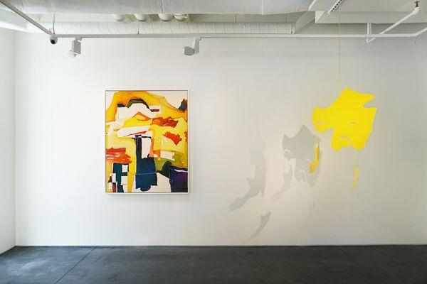 Gregg Louis: Mirage, installation view