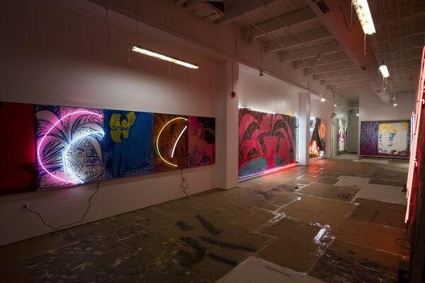 Thrush Holmes: Personal Work, installation view