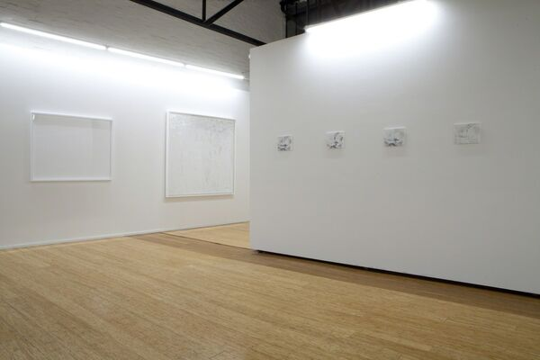 17 seconds, installation view