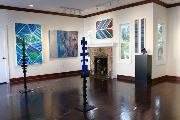 Pulse, installation view
