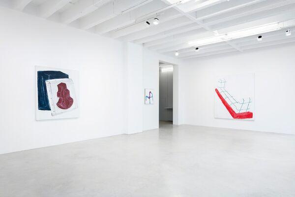 Torsten Andersson - Molnen Mellan Oss, installation view