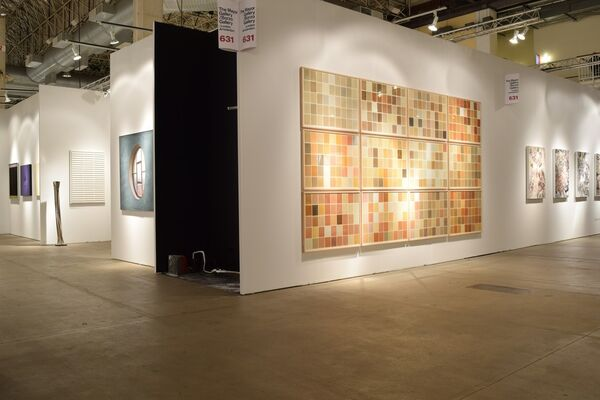 Borzo Gallery at EXPO CHICAGO 2016, installation view