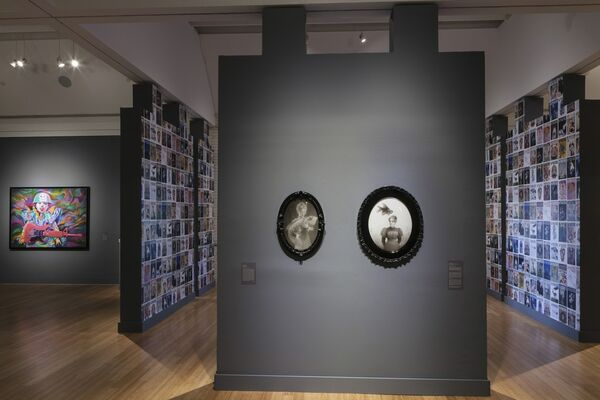 Turn the Page: The First Ten Years of Hi-Fructose, installation view