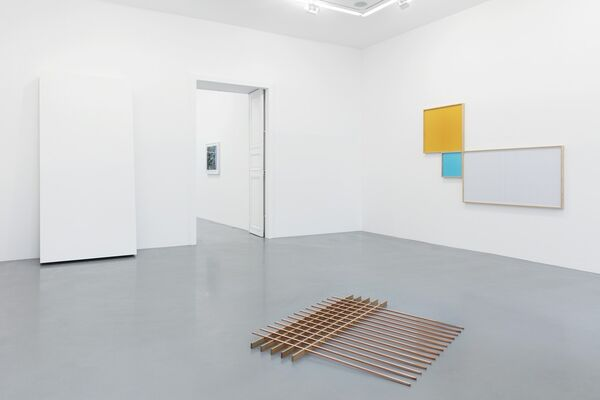 LESLIE HEWITT, installation view