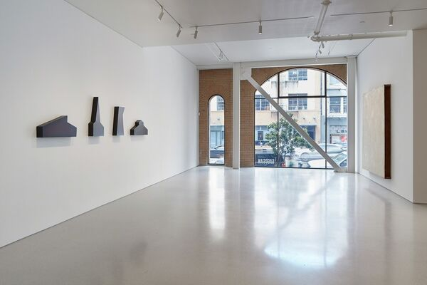 Robert Therrien, installation view