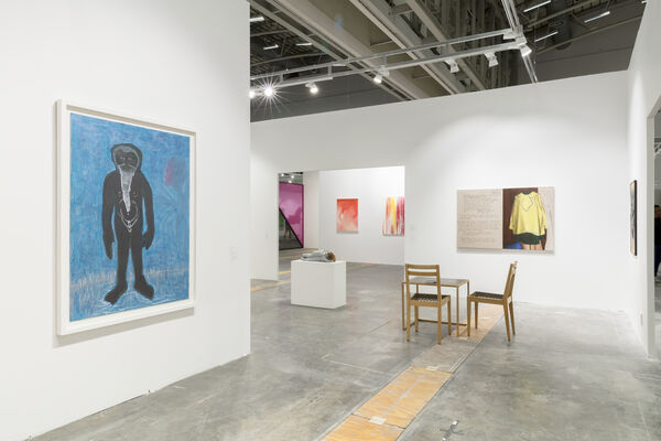 Stevenson at Investec Cape Town Art Fair 2020, installation view
