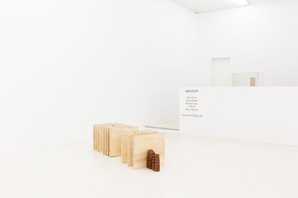 01102020 | Curated by Y2K group | Doris Guo, Linnea Kniaz, Kricket Lane, Cole Lu, Rose Marcus, installation view