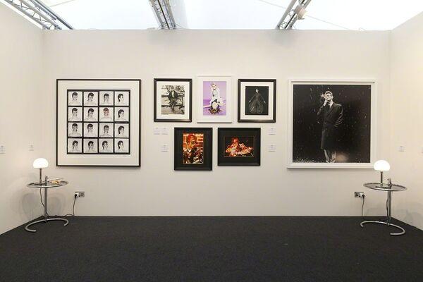 CAMERA WORK at Photo London 2016, installation view