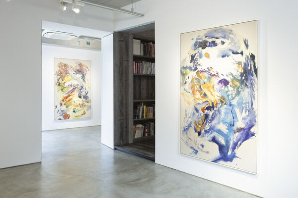 Element, installation view
