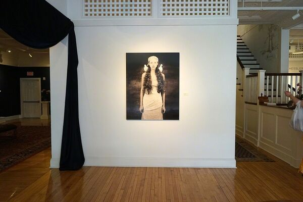 Joyce Tenneson | Unseen Polaroids, installation view