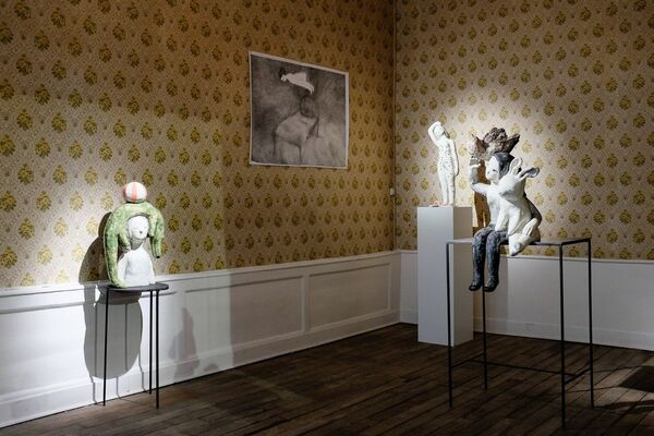 Clémentine de Chabaneix, installation view