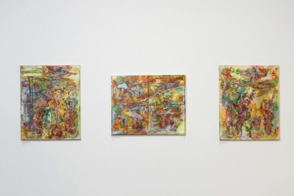 Chapter One: 212-Fed-High by Kishi Ui, installation view