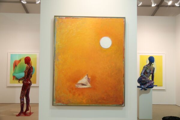 Lawrence Fine Art at ArtHamptons 2016, installation view