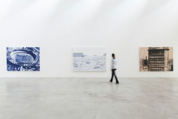 Geraldo Marcolini | toner, installation view