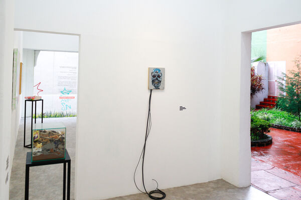 Image / object, installation view