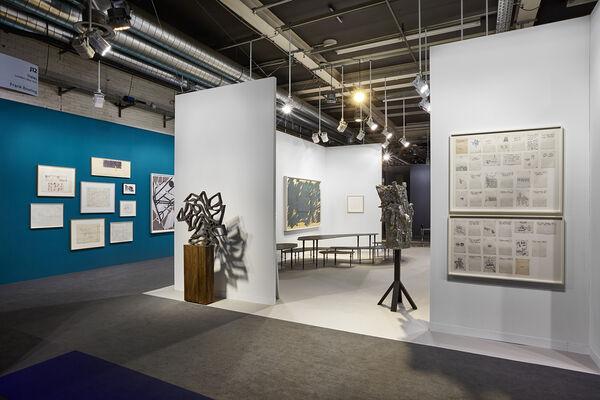 David Nolan Gallery at Art Basel 2019, installation view