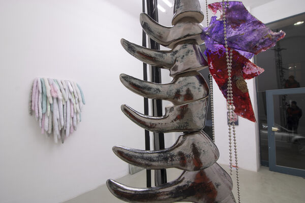 Sovereignty in Chaos, installation view
