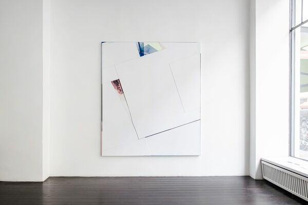 NATALIA ZALUSKA - MOST RELATIVE TIMES, installation view