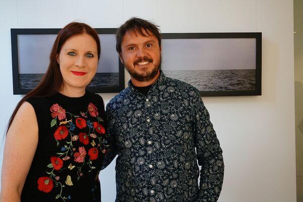 Horizon: Jenny Owens and Santiago Vélez, installation view