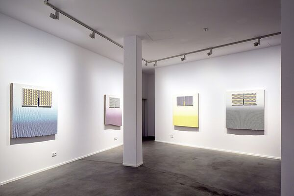Command: Print, installation view