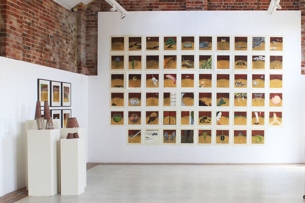 Rabley Gallery  at IFPDA Fine Art Print Fair Online Spring 2020, installation view