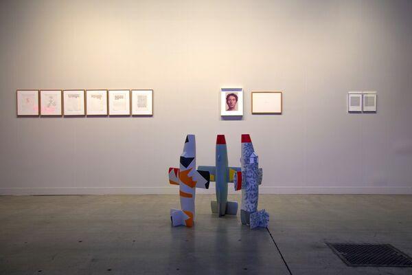 Fumagalli at miart 2016, installation view
