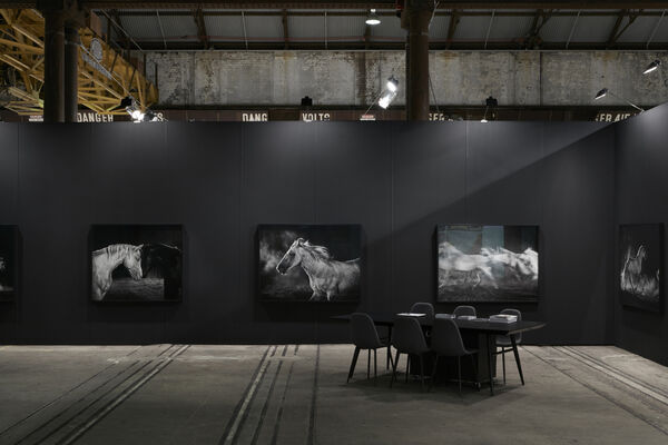 Tolarno Galleries at Sydney Contemporary 2019, installation view