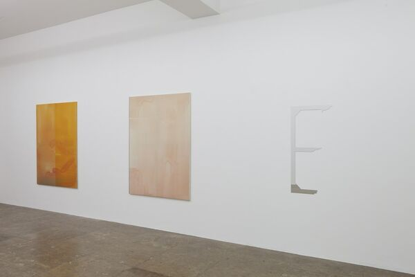 Philipp Roessle - And the peaches and the mangos, installation view