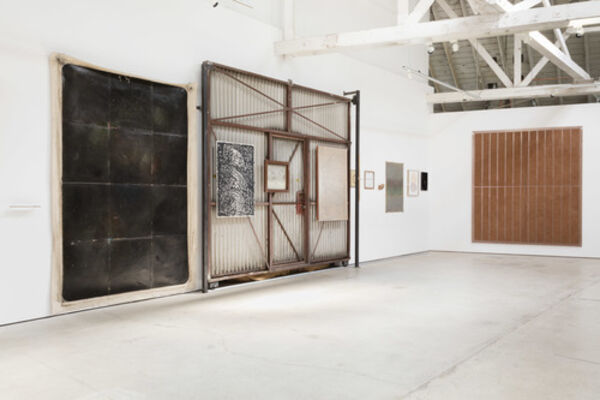 Lukas Geronimas: LIVE from the Landing, installation view
