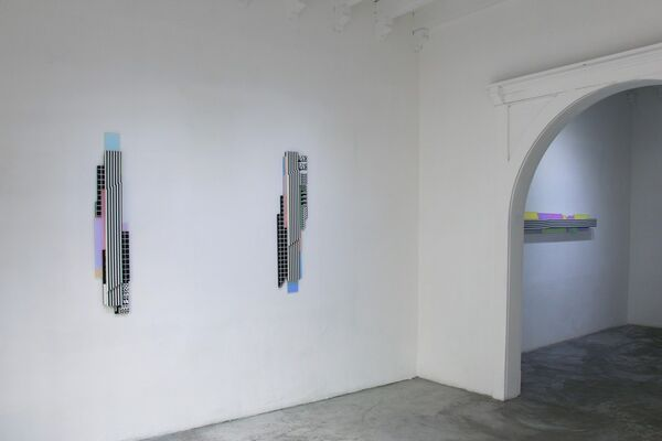 Scroll Panorama, installation view