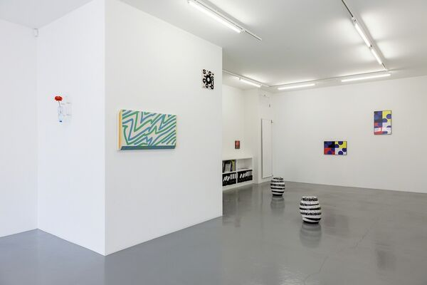 Group Show // The Free Design, installation view