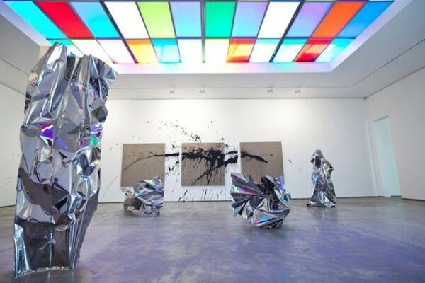 Galeria Lucia de la Puente at Art Toronto 2016, installation view