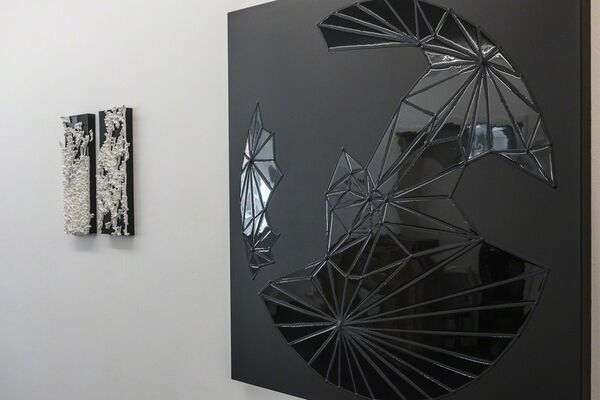 Traces of Minimalism, installation view