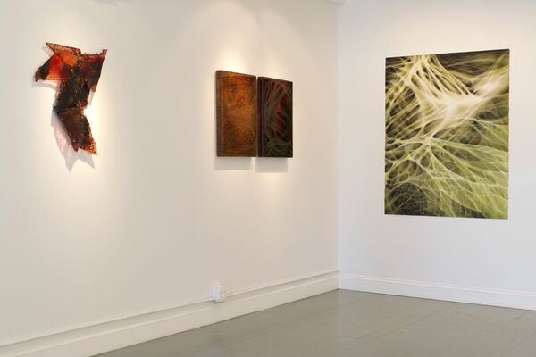 All Made Up, installation view