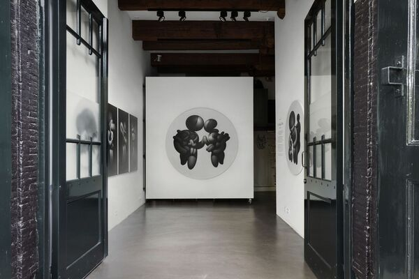Mike Lee, installation view