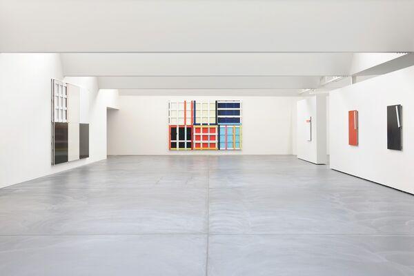 von Bartha at Art Basel 2016, installation view