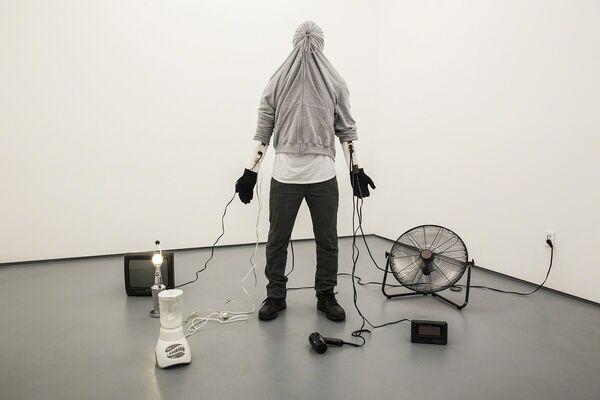 Mark Jenkins: STILL LIFE, installation view