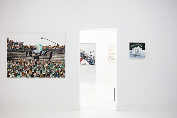 Huang Hai-Hsin: The Common Places, installation view