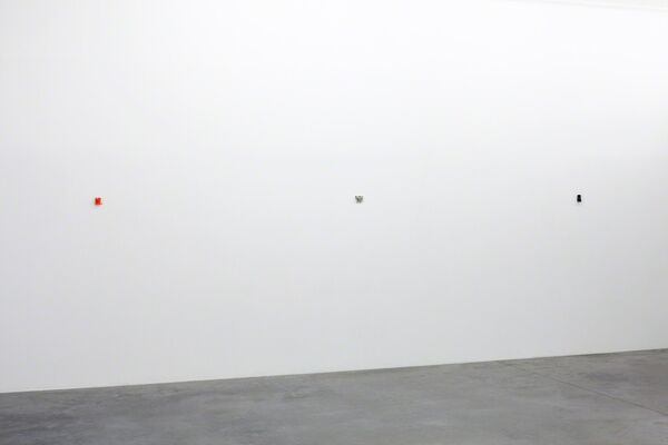 Michael Ross, installation view