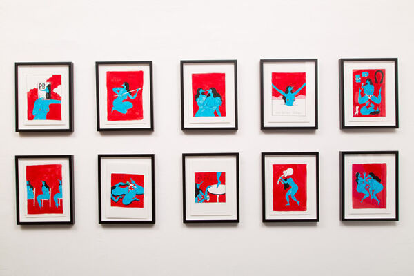 Parra 'Same Old Song', installation view