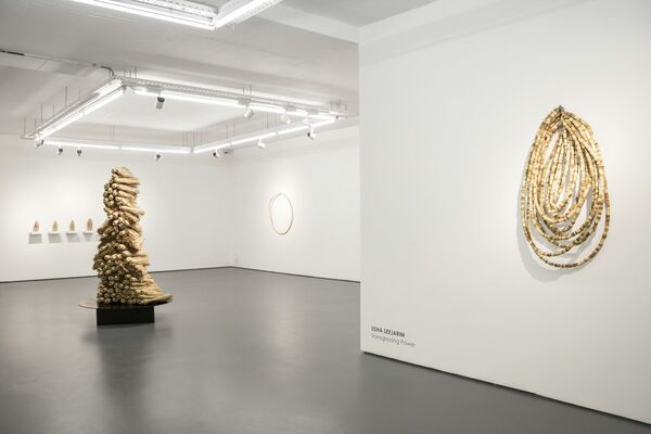 Trangressing Power, installation view