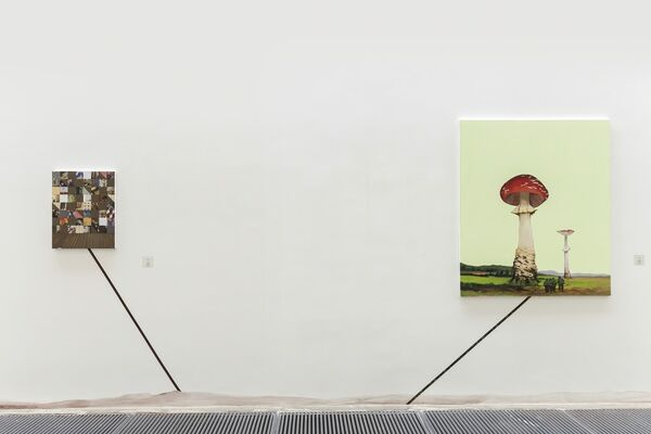 GAMA: Idylls of the Kings, installation view